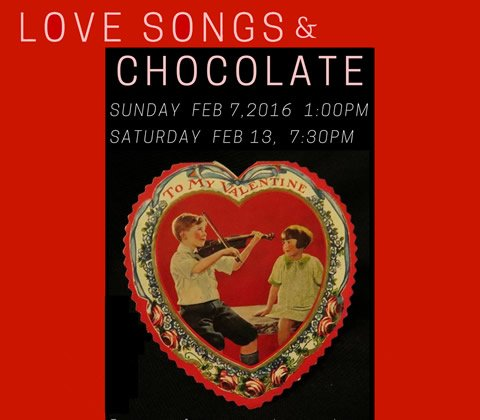 Love Songs and Chocolate