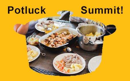 Potluck Summit Sunday July 31