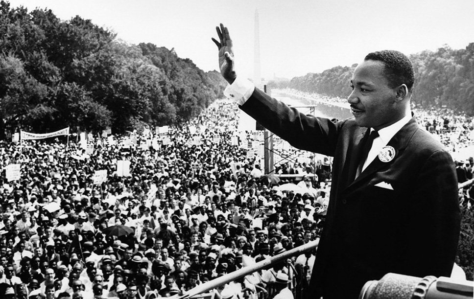 Martin Luther King, I Have A Dream Speech, Washington DC 1963