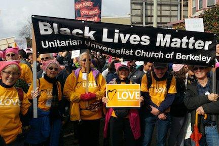 Social Justice at UUCB