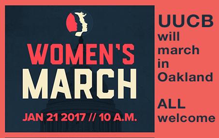 Womens' March Sat Jan 21