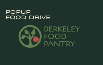 Pop Up Food Drive May 22 at 9 am