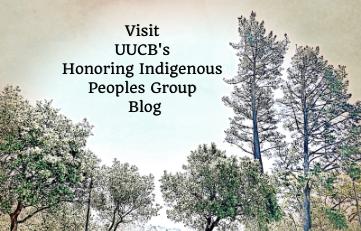 Honoring Indigenous Peoples Group Blog